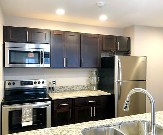 Kitchen, Fairfield Apartment Homes