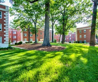 University Apartments - Durham, North Carolina Central University, NC