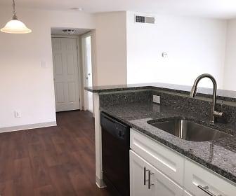 Kitchen, Magnolia Falls