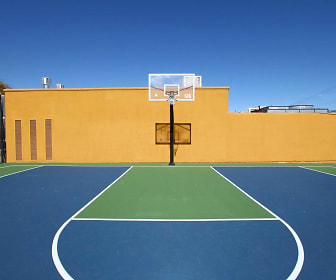 Basketball Court, Fox Point