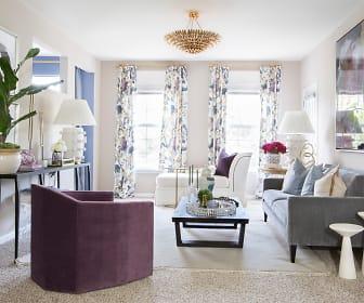 Living Room, Enclave at Midlothian Village
