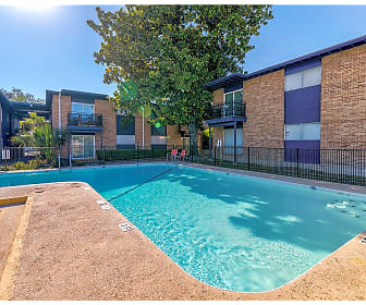 310 Hill Crest Drive , Magnolia Flats, Apt E1, Longfellow Middle School, San Antonio, TX