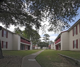 Building, Creekside Apartments