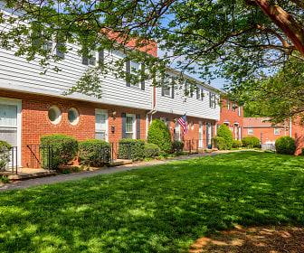 Elmhurst Apartments, Colonial Village, Charlotte, NC