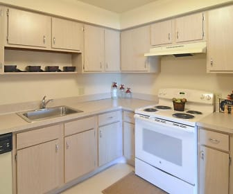 Kitchen, Tamarac Apartments
