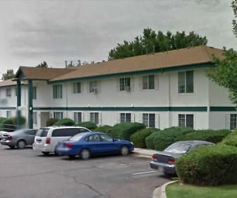 Madison Avenue Apartments, St John The Evangelist Catholic School, Loveland, CO