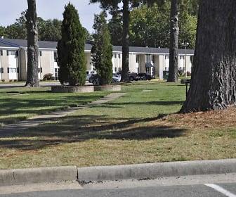 Recreation Area, Newport Landing Apartments