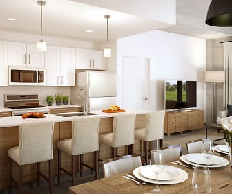 Kitchen, Second & Delaware