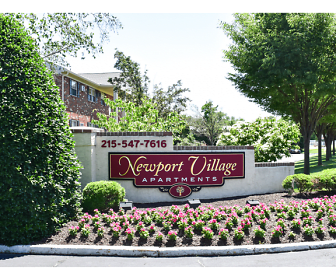 Newport Village Apartments, Fairless Hills, PA