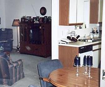 Kitchen, Brandy Hill Center Apartments