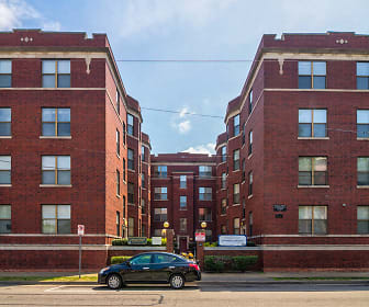 Colonial Hall Apartments, Chesapeake, VA
