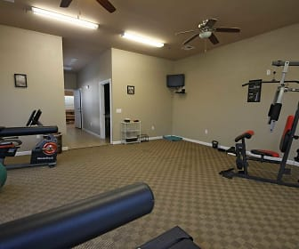 Fitness Weight Room, Ridge At Waveland