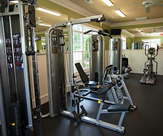 Fitness Weight Room, Stafford Place