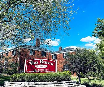 Van Buren Village, 45420, OH