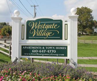 Westgate Village, Frazer, PA