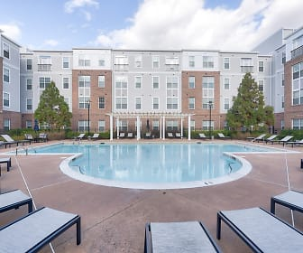 Pool, First Street Place Apartments