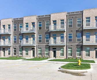Building, Brick Towne at Waukee Central