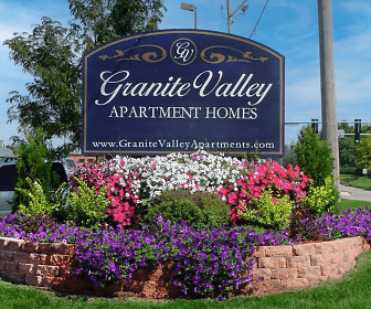 Granite Valley Apartment Homes, Mount Mercy College, IA