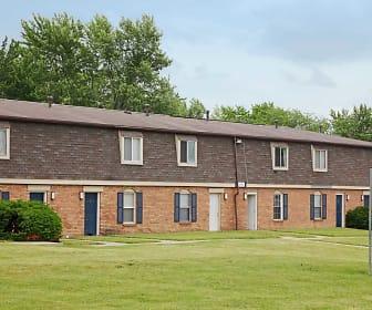 Building, Parkview Village