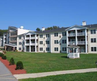 Building, Stonington Estates