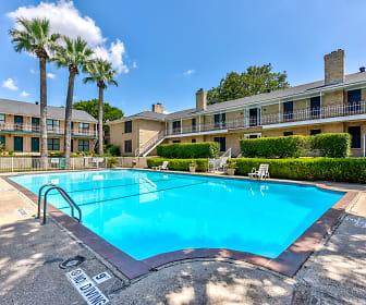 Pool, Tara Apartments