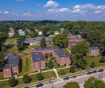 Rosemore Gardens Apartments, Princeton Information Technology Center, PA