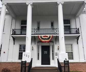 Building, 257 Summer Street