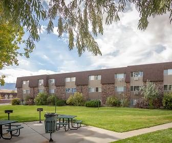 Casper Village, Casper College, WY