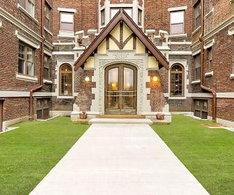 Manning Manor, Sacred Heart Major Seminary, MI