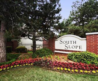 South Slope, Oral Roberts University Eacademy, Tulsa, OK