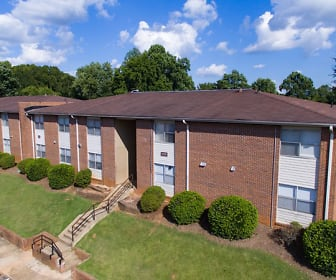 Building, Eagle Trace Apartment Homes