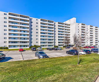 Concord Apartments, Cleveland Heights, OH