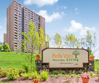 Community Signage, Bella Vista