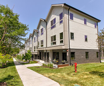 bos Apartments, Central High School, Omaha, NE
