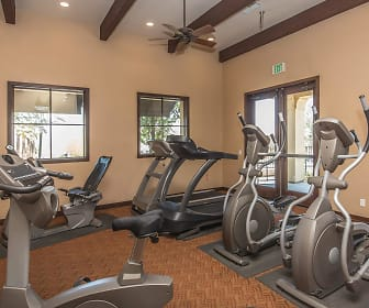 Fitness Weight Room, The Vineyards at Palm Desert Apartment Homes