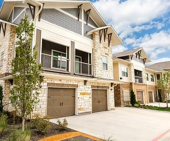 Building, Cue Luxury Apartments