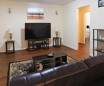 Living Room, Camellia Apartments