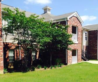 Building, Cameron Park Apartments