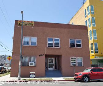 1057 S. New Hampshire Ave, West Adams Preparatory High School, Los Angeles, CA