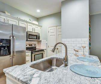 Kitchen, Compass Bay Apartments and Marina