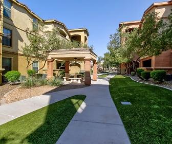 Superstition Canyon, Desert Ridge High School, Mesa, AZ