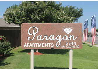 Paragon Apartments, Platt College  Lawton, OK