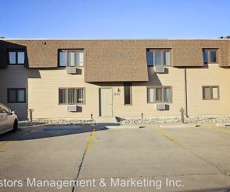 Building, Twin Villas