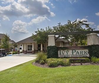 Community Signage, Ivy Park Apartment Homes