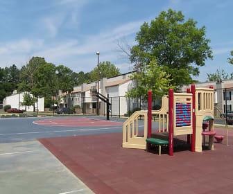 Playground, Annie's Townhomes