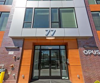 Opus Apartments, North Arlington High School, North Arlington, NJ