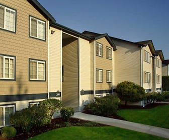 Building, Nisqually Ridge Apartments