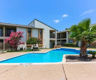 Pool, Colony Apartments