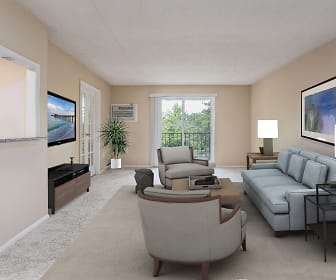 Living Room, The Park At Westminster