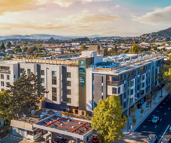 Jones Berkeley Apartments, El Cerrito, CA